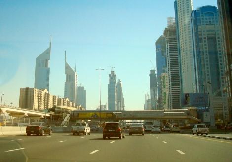Sheikh Zayed HWY