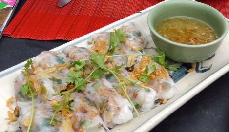 Hanoi - Spring Rolls