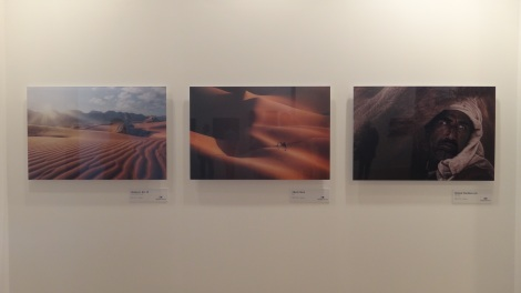 Part of the winner showcase for the Hamdan International Photography Award (HIPA)